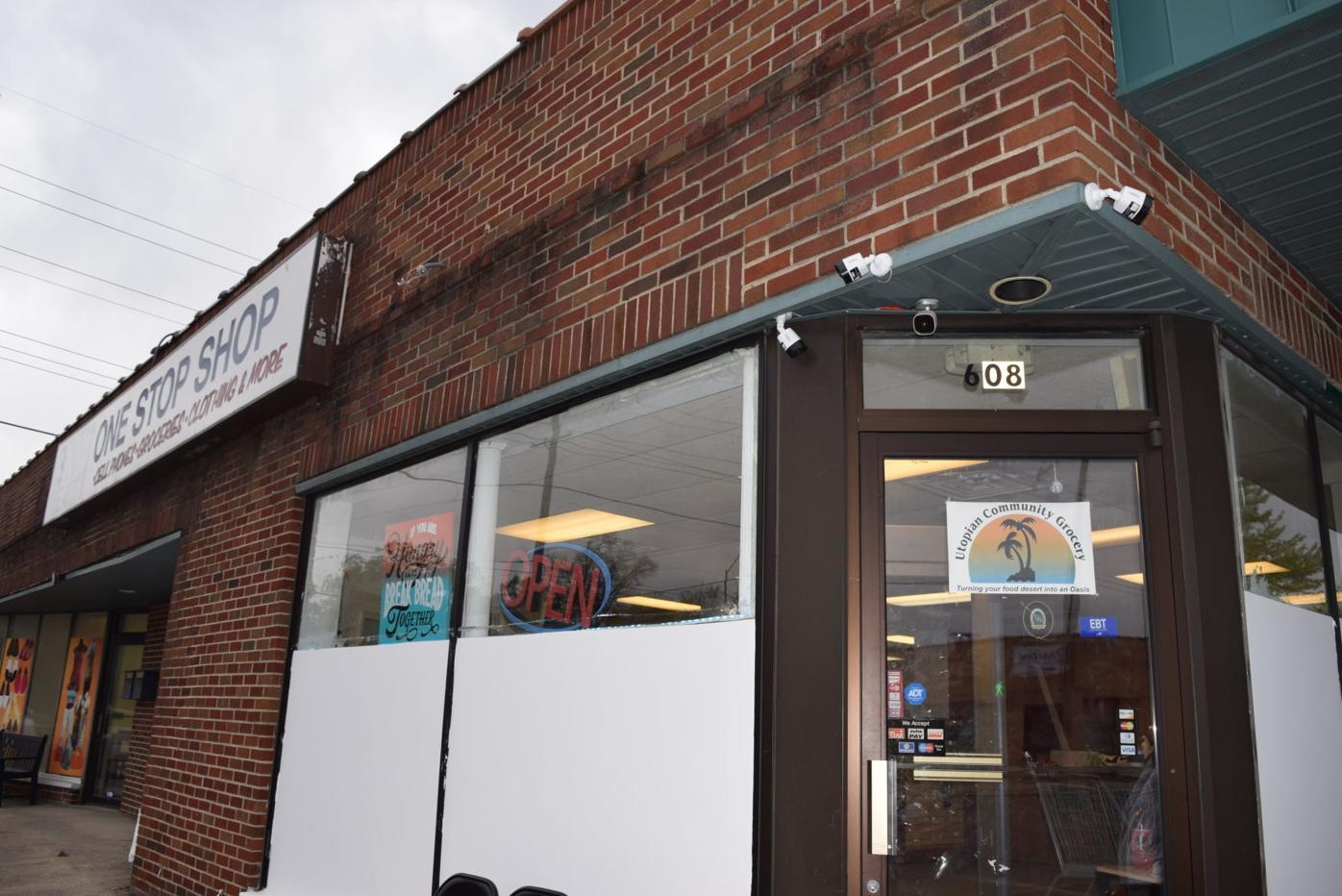 Utopian Community Grocery Store - 608 Oxford Street